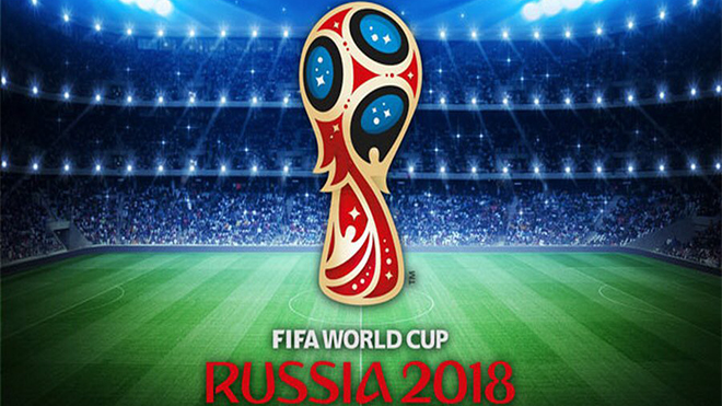 World Cup 2018 in Stamford