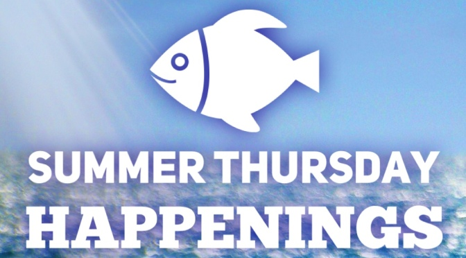 It's PERFECT Weather for Thursday Music Stamford!