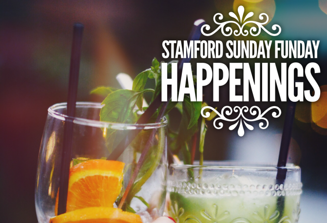 Sunday Funday Happenings 8/19