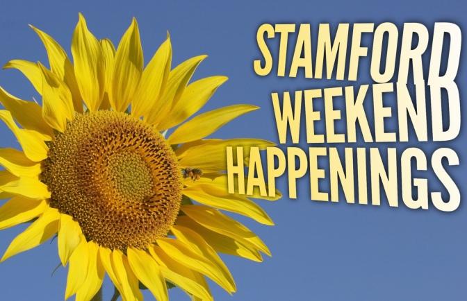 Stamford Weekend Happenings August 18-19th