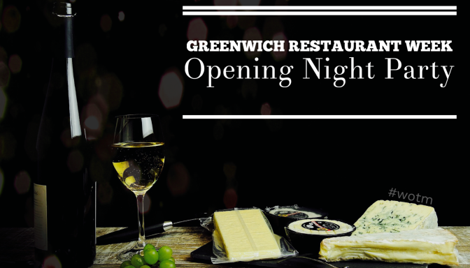 Greenwich Restaurant Week 2019 Opening Night
